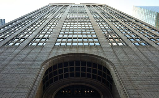 550 Madison Avenue (formerly Sony Building/AT&T Building). Photo: Klaus Burmeister/Flickr