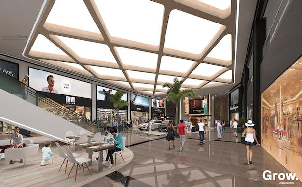 Plaza Kukulcan - Grow Arquitectos