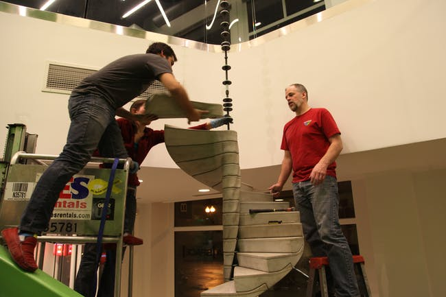 Installation at BSA Space