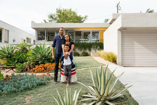 Three Schindlers Redux (Inglewood, CA) — Ehrlich Yanai Rhee Chaney Architects (original design: Rudolf Schindler).