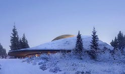 Snøhetta designs Planetarium and Visitor Center for Norway's largest astronomical facility