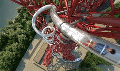 Carsten Höller to unveil his ArcelorMittal Orbit slide in June