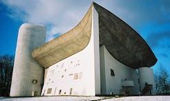 Le Corbusier's Ronchamp Chapel vandalized