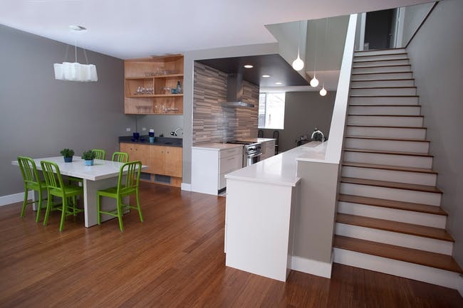 Yao_Residence; Chicago, IL by Perimeter Architects (Photo: Ana Miyares Photography)