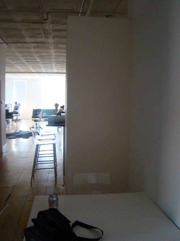 Prior Hallway