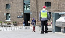 The privatization of public space in London, investigated by the Guardian