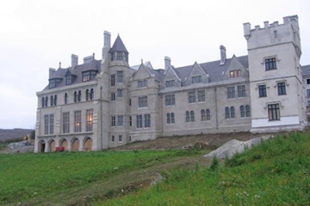 dunboyne castle hotel cork john o 39 donnell archinect. Black Bedroom Furniture Sets. Home Design Ideas