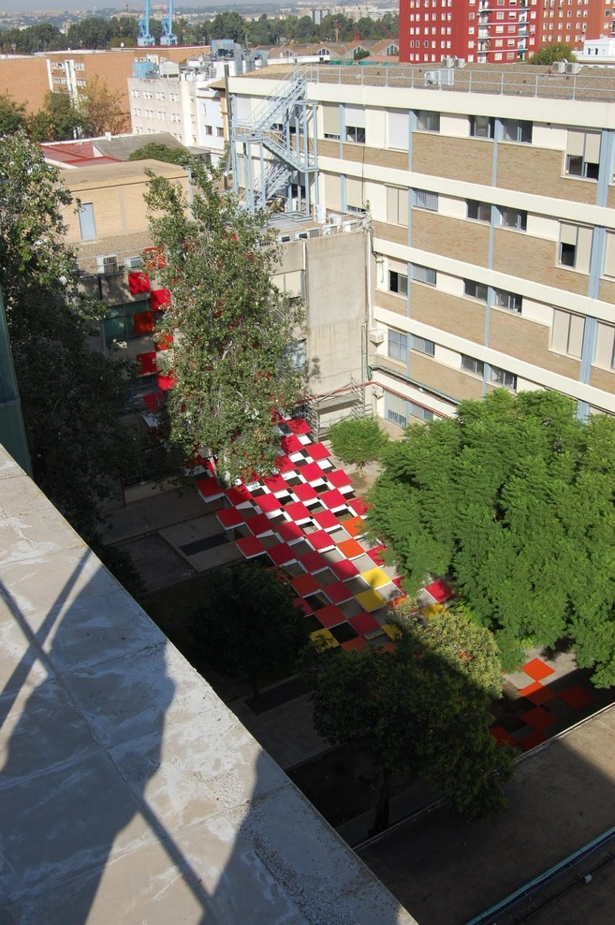 Ie 50 instalaci n exposici n con motivo del 50 - Ets arquitectura madrid ...