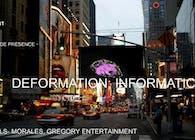 Movement Information Deformation for Professor Mayne UCLA