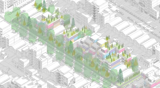 Domestic Insurgency - Towards Affordable Housing in Vancouver by James Banks. Image: James Banks.
