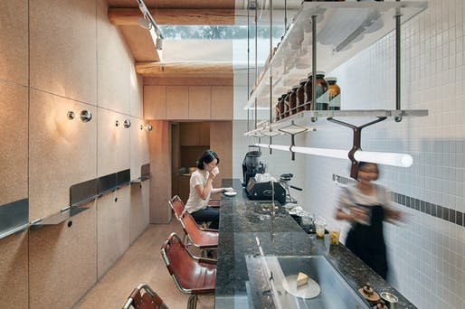 Bars & Restaurants Winner: Office AIO, Big Small Coffee and Guestroom, Beijing, China.