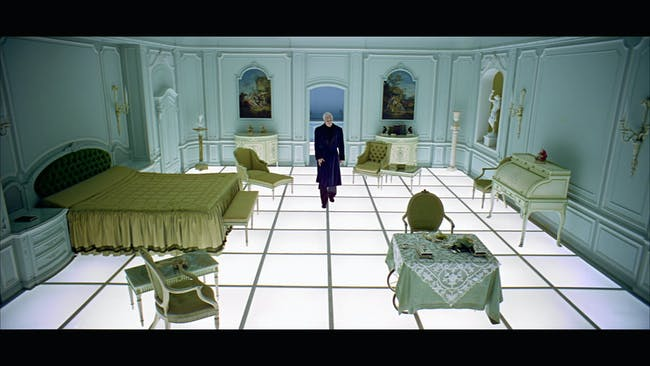 Screenshot from '2001: A Space Odyssey.'