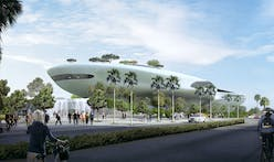 Lucas Museum of Narrative Art breaks ground in Los Angeles