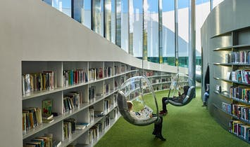 Knowledge spaces: 10 school, library, and museum designs that make learning fun