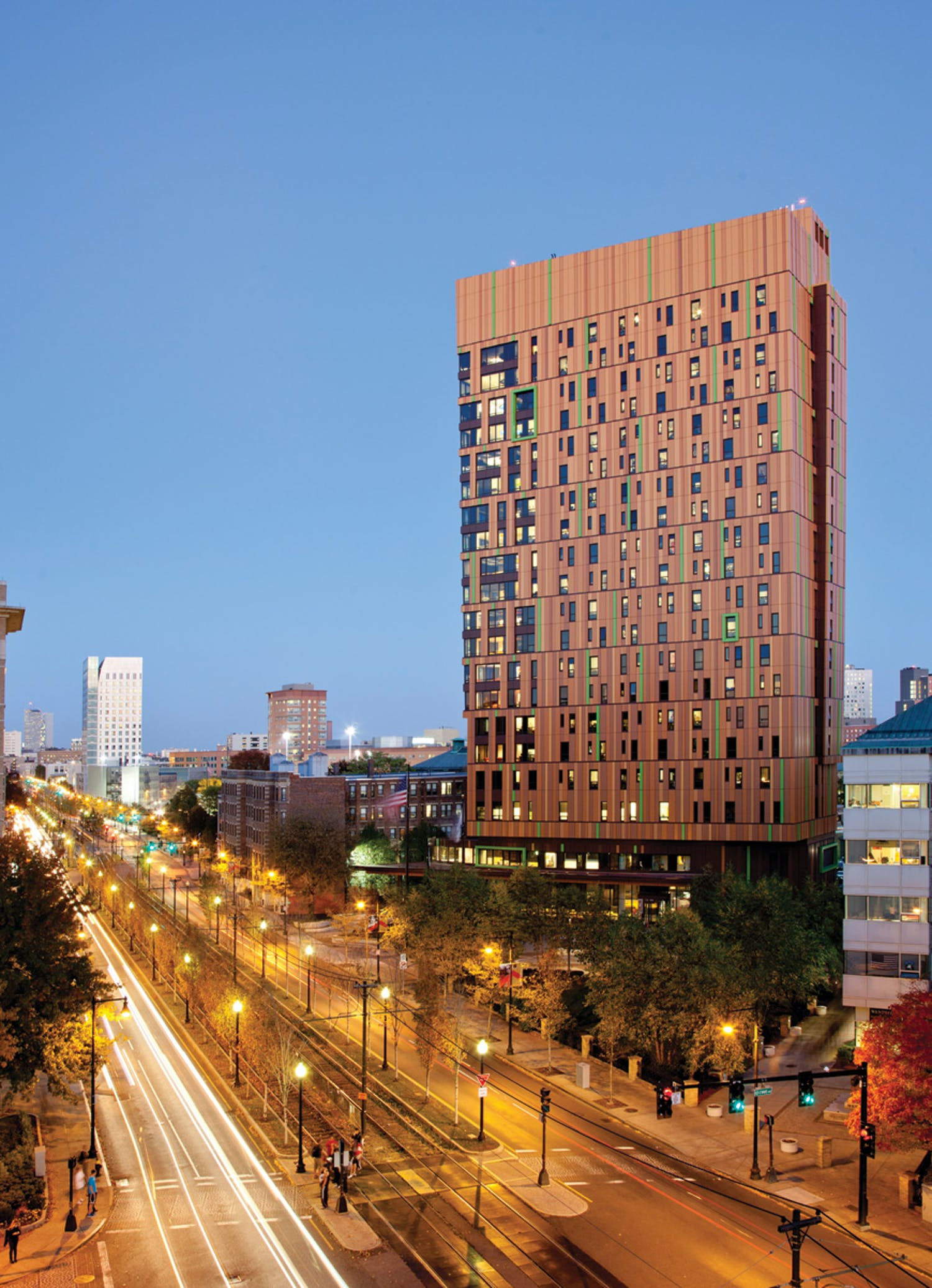 Ctbuh Selects The 4 Best Tall Buildings For 2013