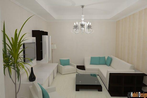 Servicii design interior - Design interior case moderne