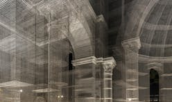 Wire mesh artist Edoardo Tresoldi to present large-scale installation at Coachella Festival