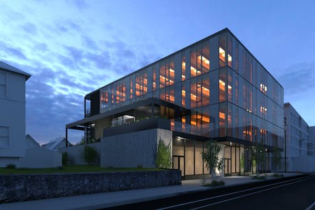 Williams apartments with William Kaven Architects