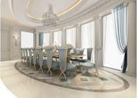 Fascinating Formal Dining Room Design