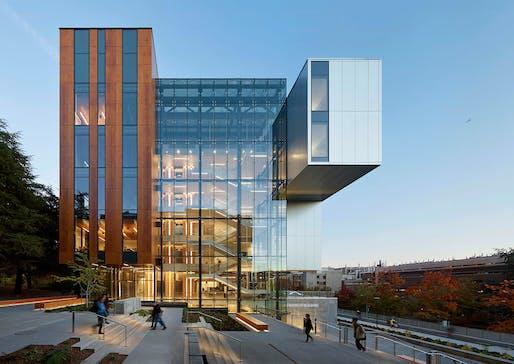 University of Washington, Life Sciences Building. Photo: Kevin Scott.