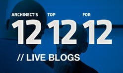 Archinect's Top 12 Live Blogs for '12