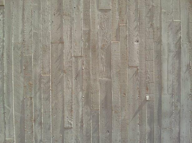Boardform Concrete