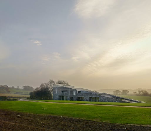 Flint House in Buckinghamshire by Skene Catling De La Peña. Photo: James Morris.