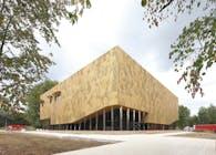 Building O - University of Antwerp