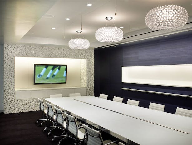 L'OREAL LUXURY PRODUCTS OFFICES