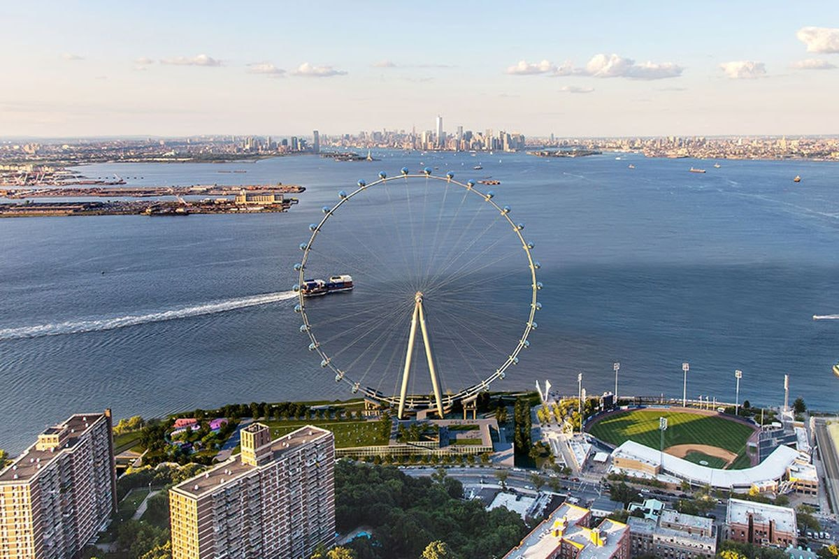 The biggest wheel in the world: will they build in Moscow