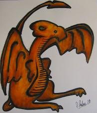 The Orange Dragon