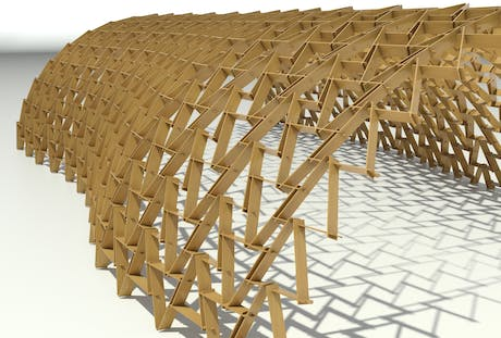 InterLattice: A Parametric Joinery System