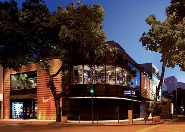 Photo of the store façade