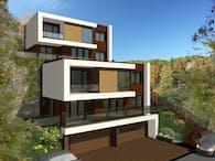 Concept for residential bildings in Switzerland