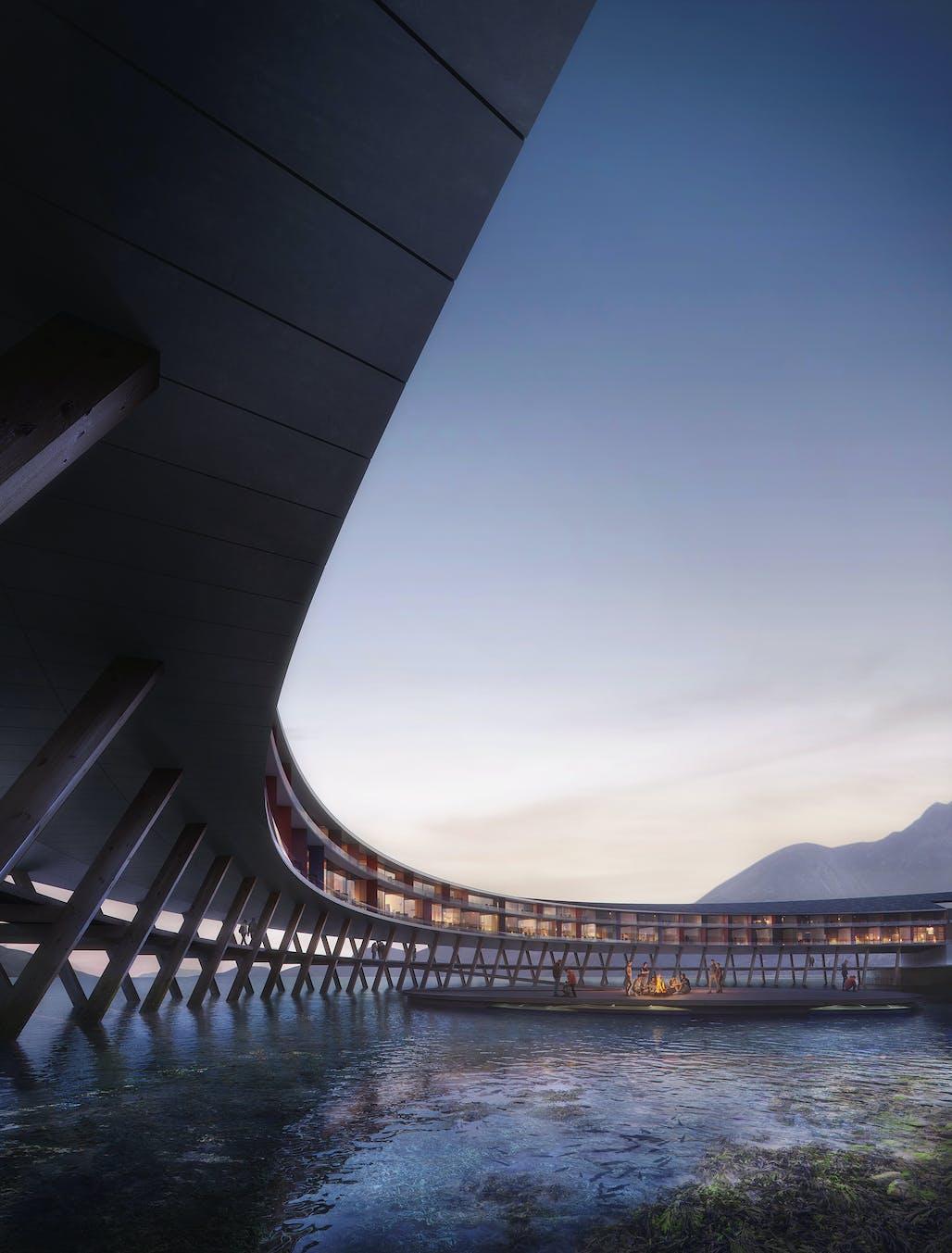 Sn 248 Hetta Unveils Svart The Arctic Circle S First Energy