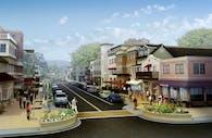Los Altos Downtown Reinvigoration