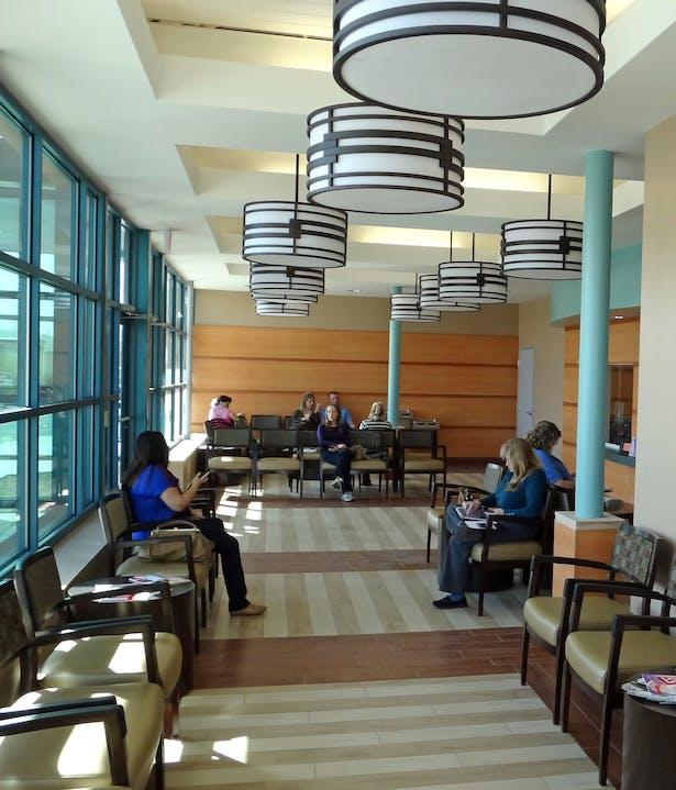 Interior Waiting area