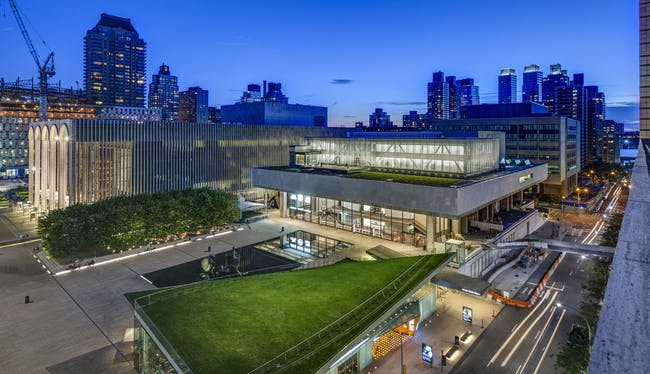 Lincoln Center Theater. Credit: H3 Hardy Collaboration Architects