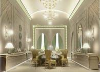 Exquisite Moroccan Dining Room Design