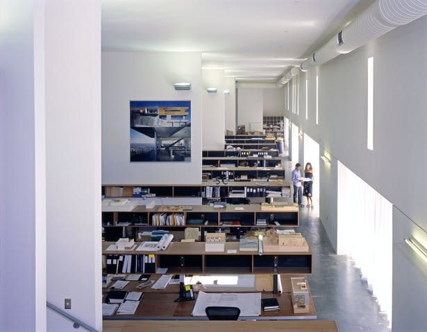 Open Plan Office and Studio Space