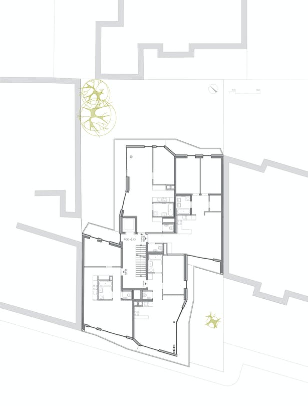 floor plan © HOLODECK architects
