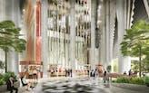 BIG + Carlo Ratti Associati's 88 Market Street tower in Singapore breaks ground