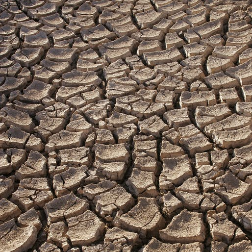 30% of the US is currently in a state of drought. Credit: WikiCommons