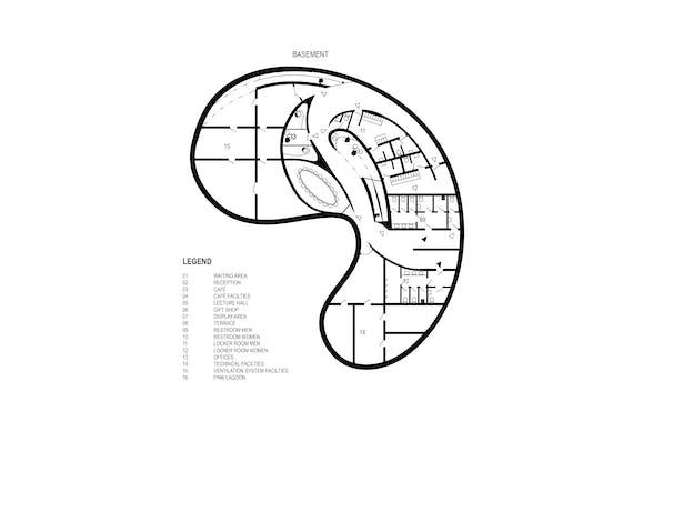 Basement Floor Plan petrjanda/brainwork