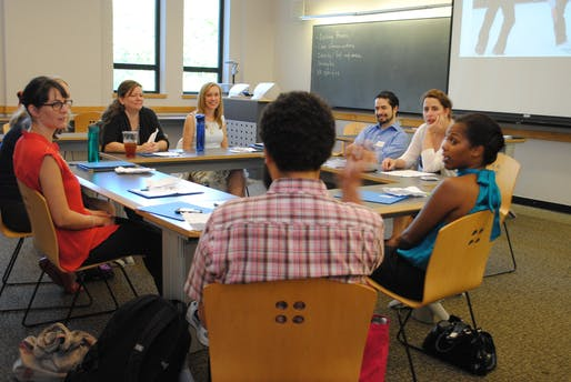 Organizing for graduate student teaching assistants could get more difficult under proposed rules from the National Labor Relations Board. Image courtesy of Flickr user Center for Teaching Vanderbilt.