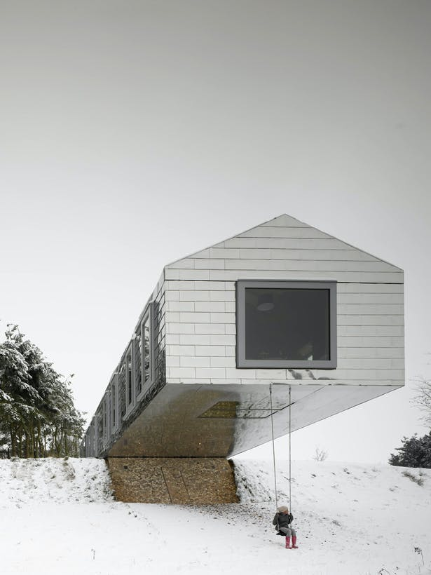 Balancing Barn Mole Architects Archinect