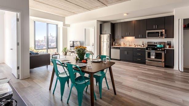 'X' Apartments / The X Company / Cordogan Clark & Associates Architects / Engineers