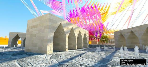 Hydro Museum   Desert City