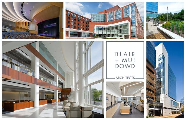 Client List & Projects | Blair + Mui Dowd Architects | Archinect