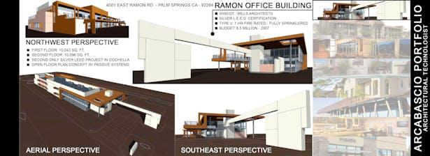 RAMON OFFICE BULIDING - PALM SPRINGS, CA - 2007